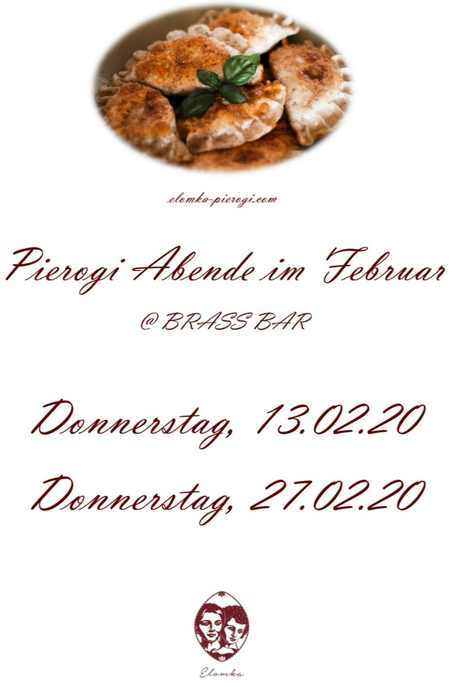 Pierogi Abende Düsseldorf